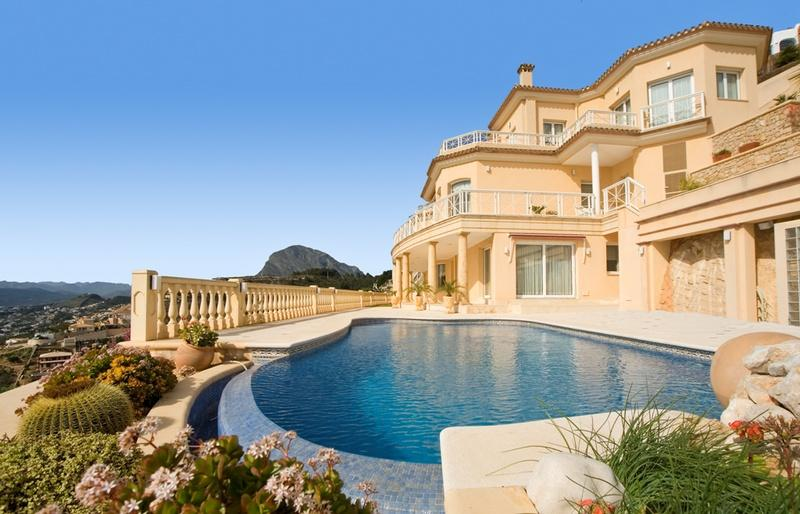 Ville / Villette per Vendita alle ore Luxury Villa for sale in Javea Cuesta San Antonio Javea, Spagna
