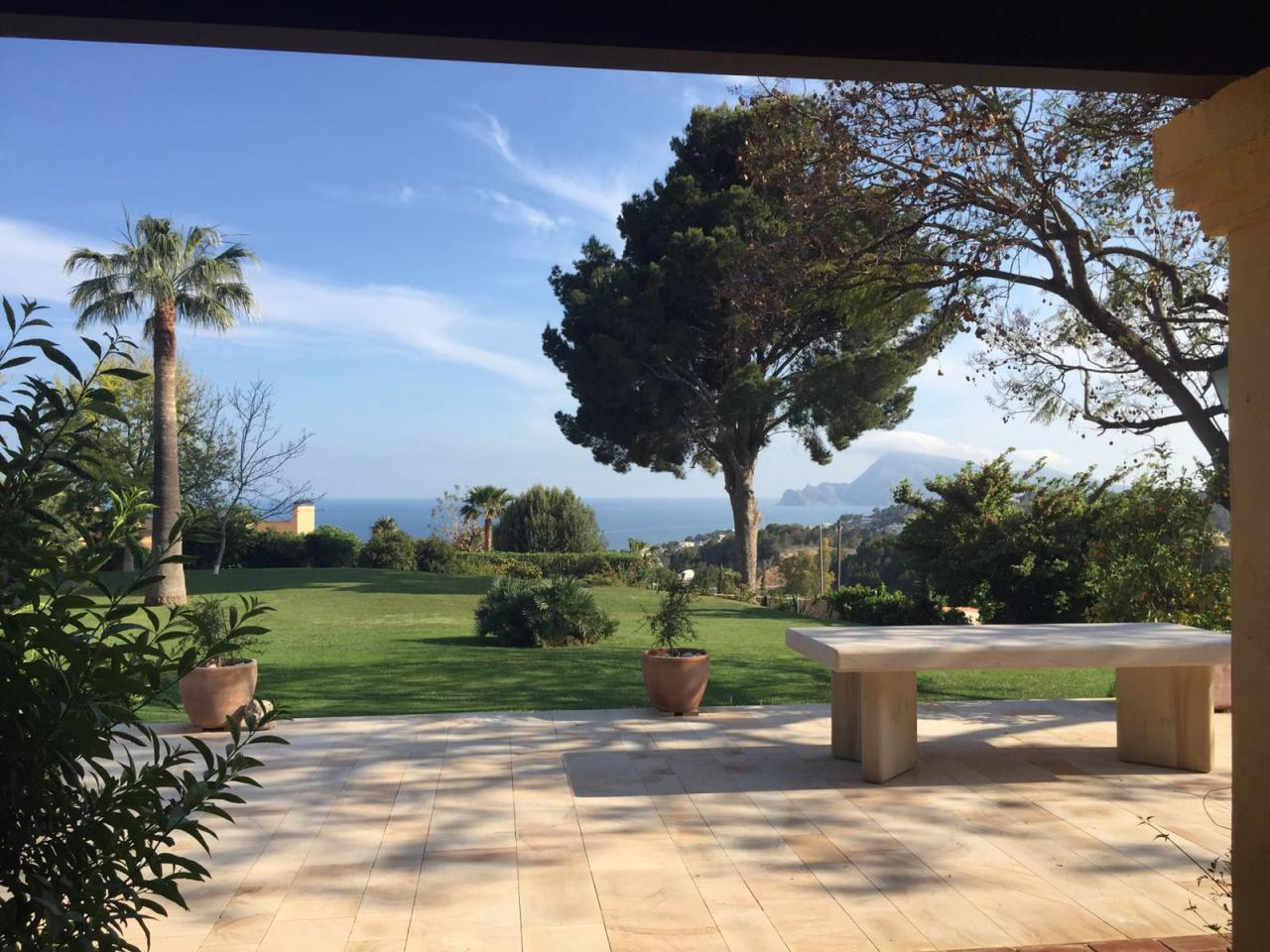 Ville / Villette per Vendita alle ore Luxury Villa for sale in Altea Altea, Spagna