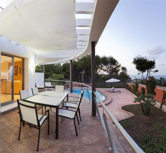 Additional photo for property listing at Luxury Villa for sale in Javea Balcon al Mar Javea, Espagne