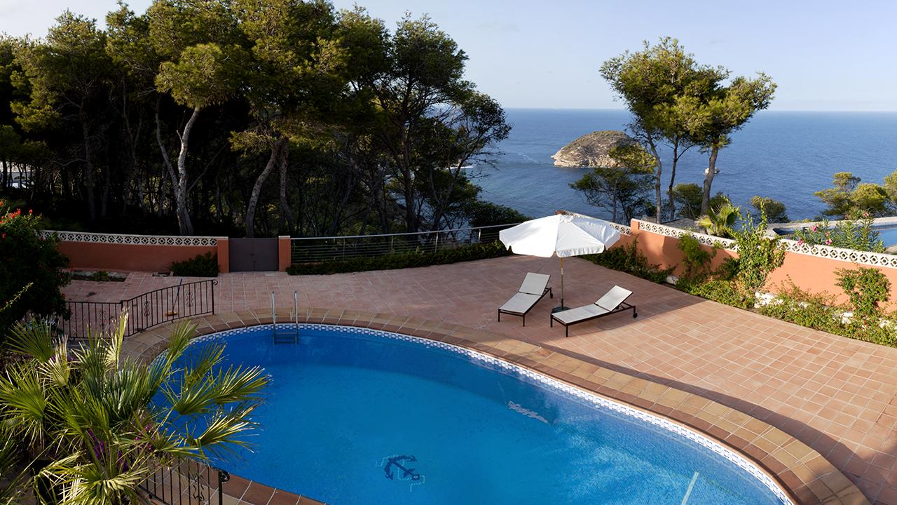 别墅 为 销售 在 Luxury Villa for sale in Javea Balcon al Mar 哈韦阿, 西班牙