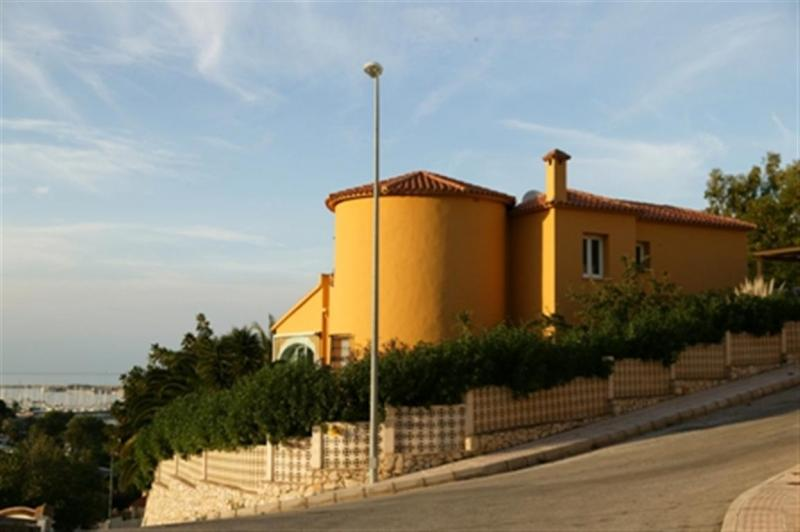 Additional photo for property listing at Villa for sale in Denia Colina de San Nicolás Denia, Spagna