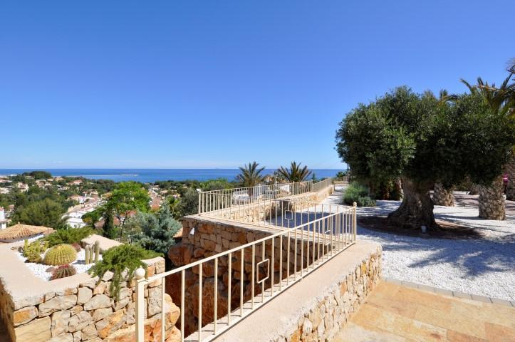 Ville / Villette per Vendita alle ore Luxury Villa for sale in Denia Florida Denia, Spagna