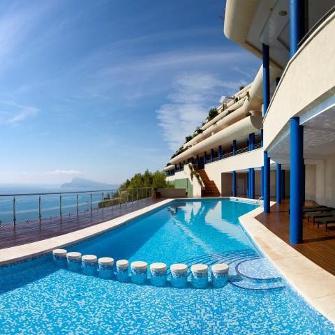 Apartamento por un Venta en Luxury Apartment for sale in Altea Altea Hills Altea, España
