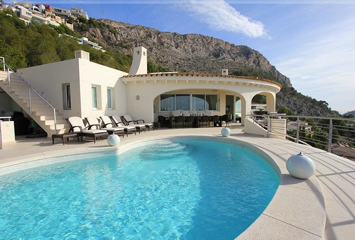 Additional photo for property listing at Luxury Villa for sale in Altea Altea Hills Altea, Spanje