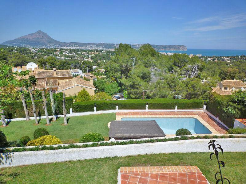 Additional photo for property listing at Villa for sale in Javea Cap Marti Javea, Espagne