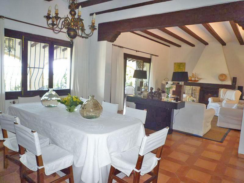 Additional photo for property listing at Villa for sale in Javea Cap Marti Javea, Spanien
