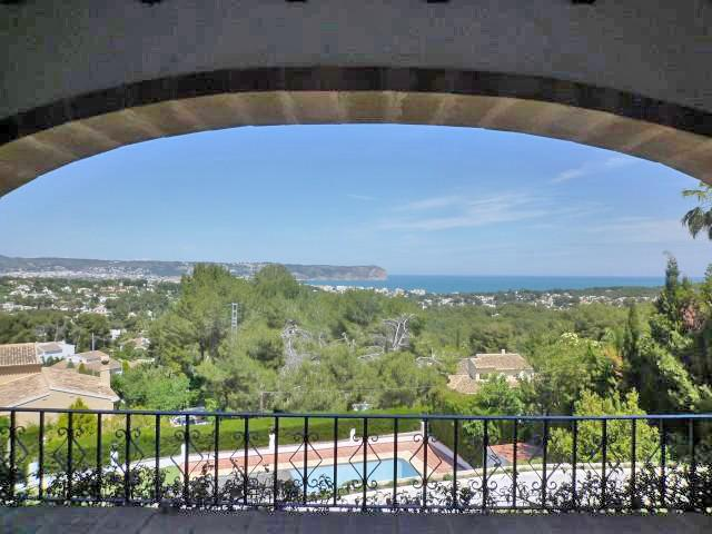 Additional photo for property listing at Villa for sale in Javea Cap Marti Javea, Испания