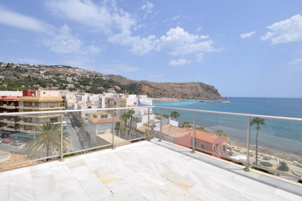 Additional photo for property listing at Luxury Penthouse for sale in Javea Puerto Javea Javea, Spagna