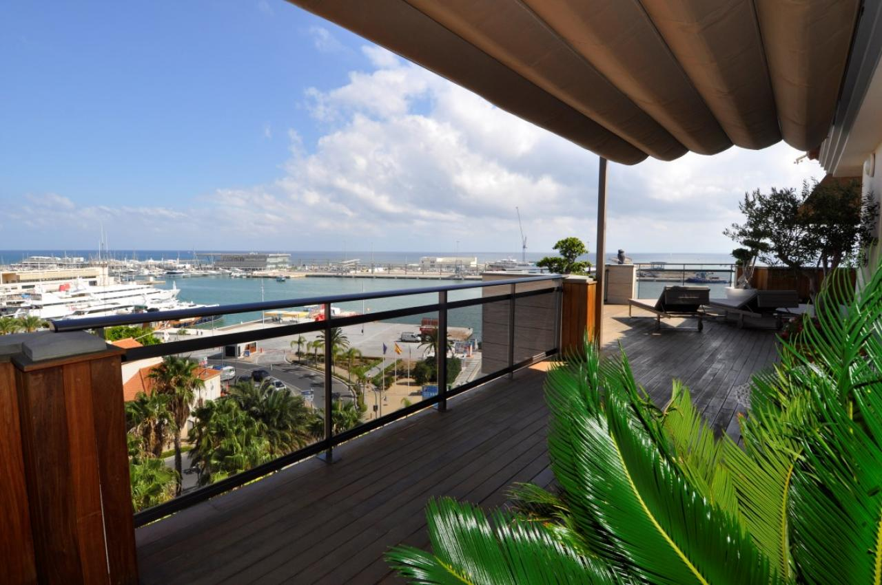 Apartments / Residences for Sale at Penthouse for sale in Denia Puerto Denia Denia, Spain