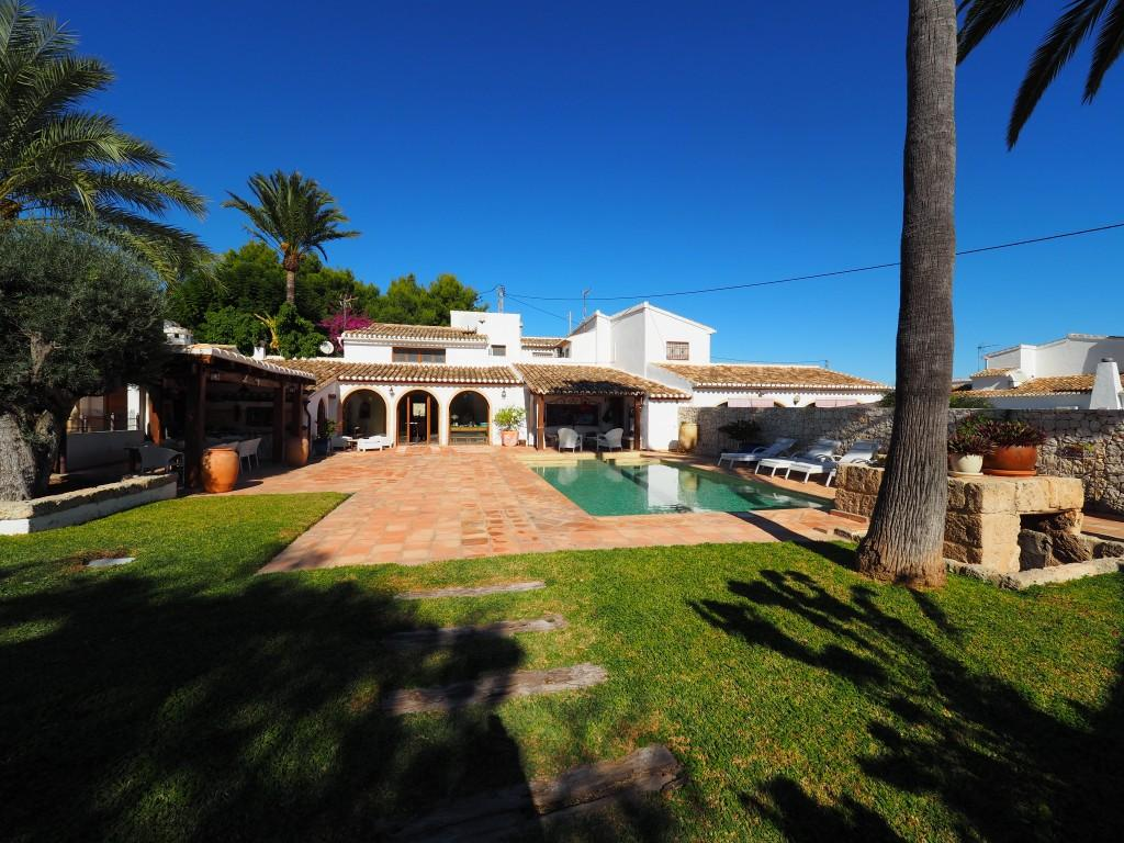 Villas / Townhouses for Sale at Country House - Finca for sale in Javea Colomer Javea, Spain