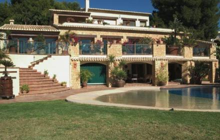 Villa for sale Moraira Alicante
