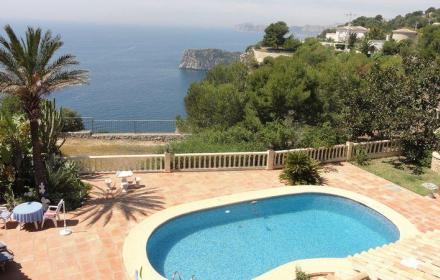 Buy luxury Villa-Detached House for sale in La Siesta-Javea