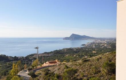 Penthouse for sale Altea Alicante