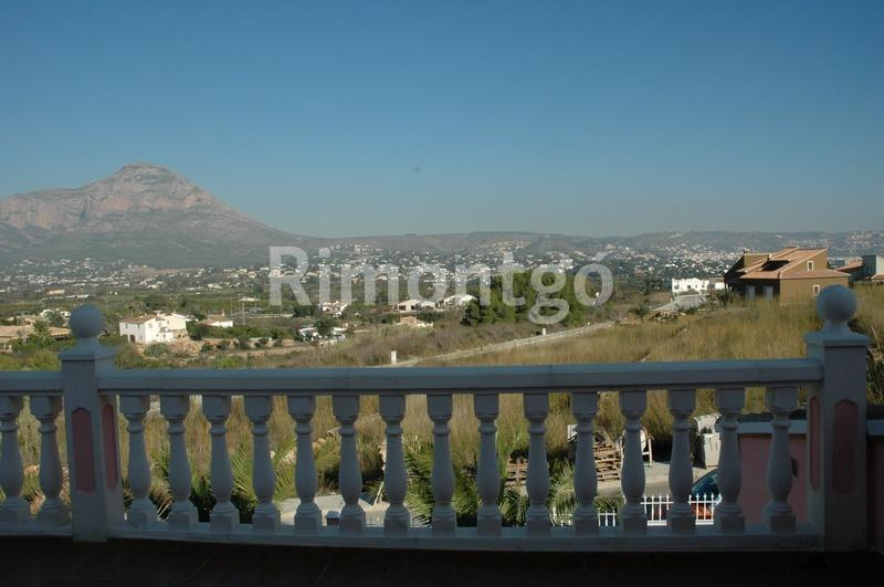 Villa for sale in Javea Piver-Capsades - Costa Blanca