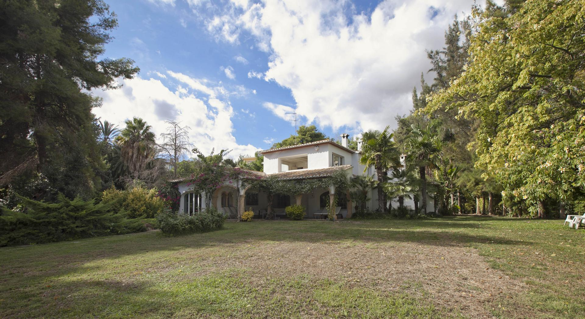 Property Of Villa for sale in Rocafort Santa Barbara