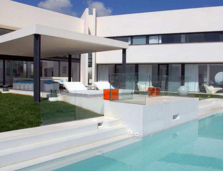 Villas / Townhouses for Sale at Luxury Villa for sale in Ibiza-San Jose Es Cubells Other Balearic Islands, Spain