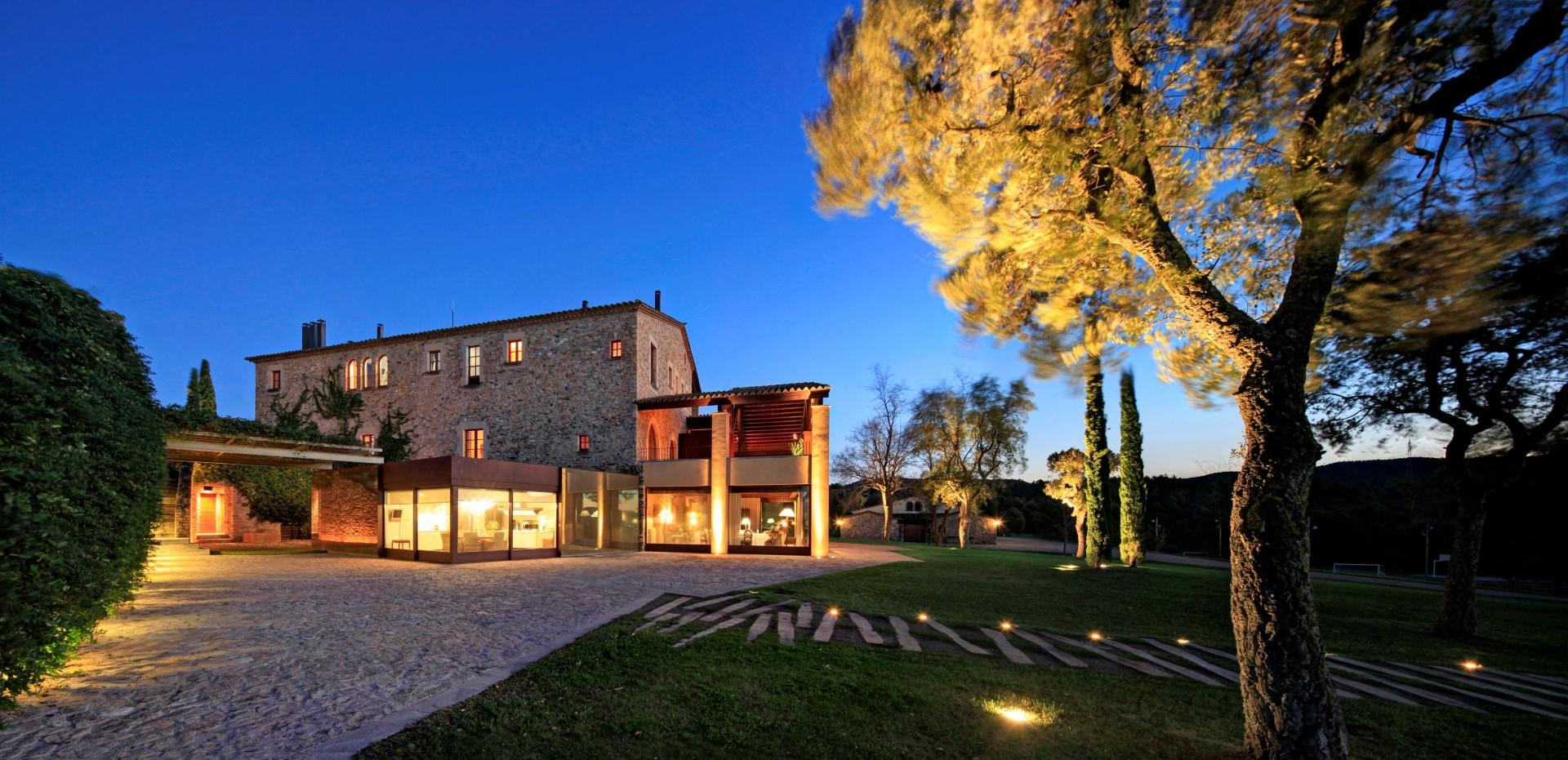 Additional photo for property listing at Luxury Country House - Finca for sale in Caldes de Malavella Caldes De Malavella, Spanje