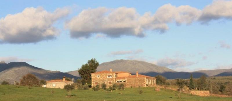 Villas / Townhouses for Sale at Country House - Finca for sale in Valverde del Fresno Spain