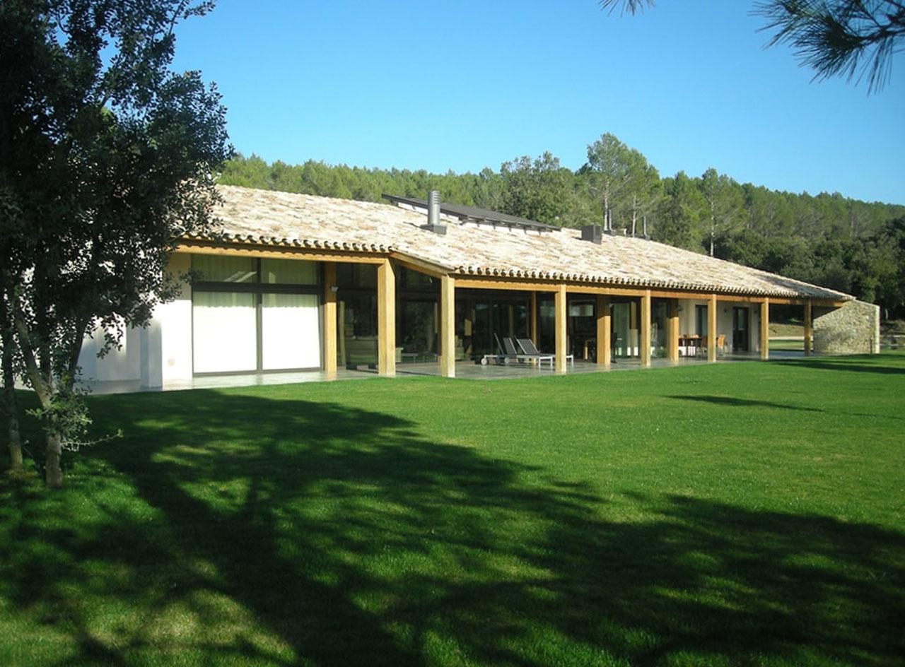 Villas / Townhouses için Satış at Luxury Country House - Finca for sale in Saus Costa Brava, Ispanya