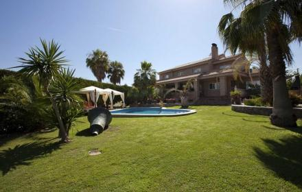 Villa for sale La Eliana Valencia