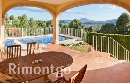 Villa for sale in Rimontgo, Jávea (Xàbia), Alicante and Costa Blanca