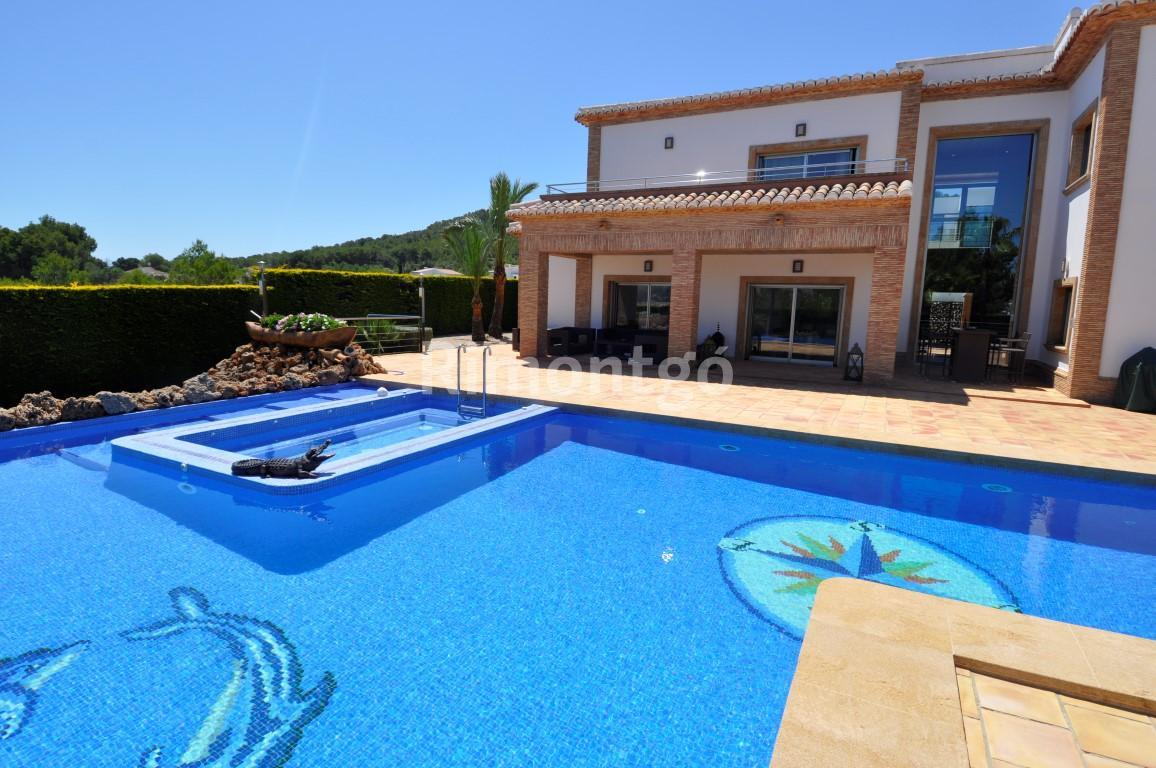 Villa for sale in Puerta Fenicia, Jávea (Xàbia), Alicante and Costa Blanca