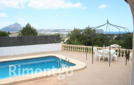 Villa for sale in Entrepinos, Jávea (Xàbia), Alicante and Costa Blanca