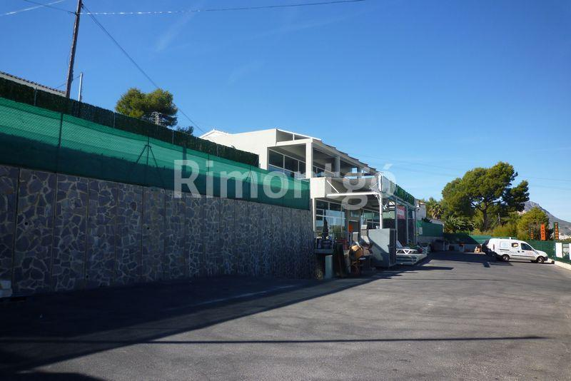 Commercial premises for sale in Toscamar, Jávea (Xàbia), Alicante and Costa Blanca