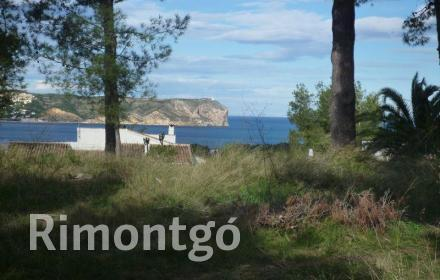 Plot without project for sale in Portichol, Jávea (Xàbia), Alicante and Costa Blanca