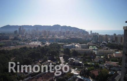 Penthouse for sale in Benidorm, Alicante and Costa Blanca