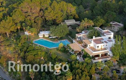 Villa for sale in Ibiza San Jose, Balearic Islands