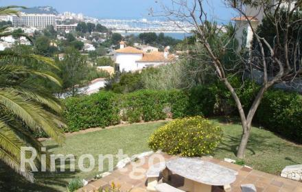 Villa with views of the Mediterranean in Dénia, Costa Blanca.