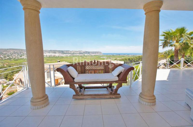 Luxury villa for sale in Piver Capsades, Jávea (Xàbia), Alicante and Costa Blanca