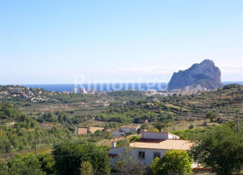 Hotel for sale in Partida Benimarraig, Benissa, Alicante and Costa Blanca