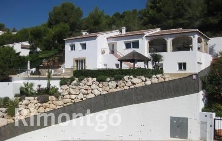 Luxury villa for sale in La Colina, Jávea (Xàbia), Alicante and Costa Blanca