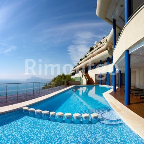 Luxury apartment for sale in Altea Hills, Altea, Alicante and Costa Blanca