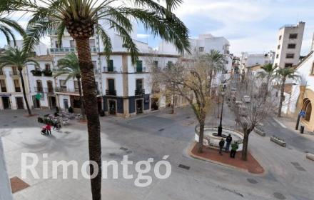 Property with potential in Javea.