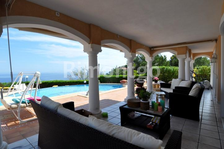 Villa for sale in Cap Negre, Jávea (Xàbia), Alicante and Costa Blanca