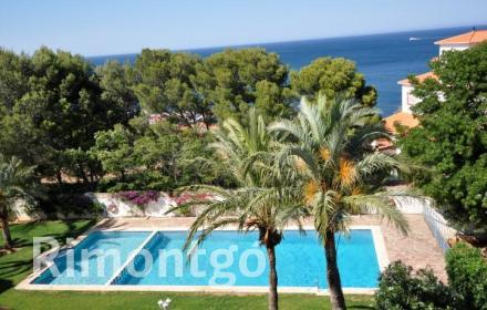Duplex for sale in Les Rotes, Denia, Alicante and Costa Blanca