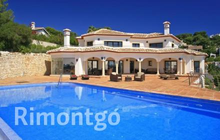 Luxury villa for sale in Ambolo, Jávea (Xàbia), Alicante and Costa Blanca