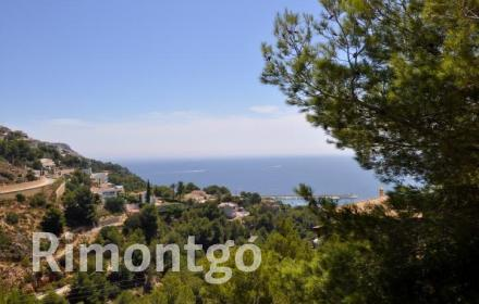 Plot without project for sale in La Corona, Jávea (Xàbia), Alicante and Costa Blanca