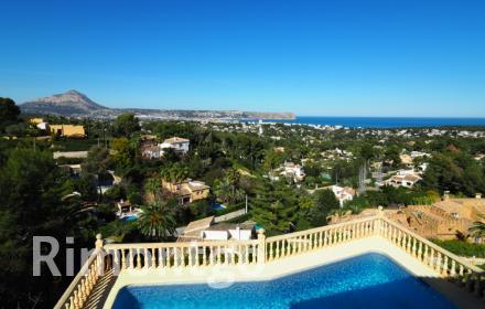 Luxury villa for sale in Costa Nova Panorama, Jávea (Xàbia), Alicante and Costa Blanca
