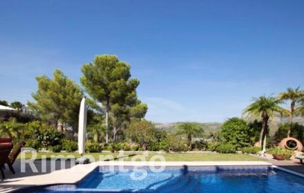 Luxury villa for sale in La Sella, Denia, Alicante and Costa Blanca