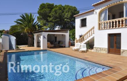 Villa for sale in Costa Nova Ambolo, Jávea (Xàbia), Alicante and Costa Blanca