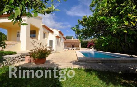 Villa for sale in Colomer, Jávea (Xàbia), Alicante and Costa Blanca