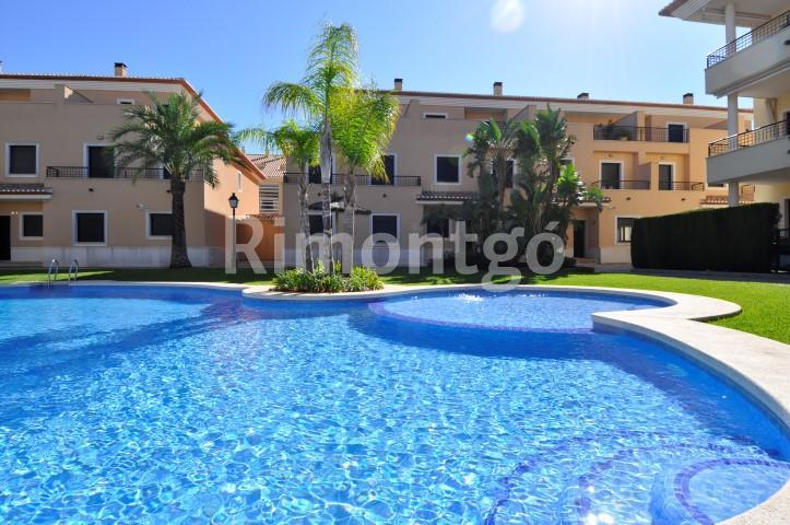 Town house for sale in Arenal, Jávea (Xàbia), Alicante and Costa Blanca