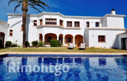 Villa for sale in Costa Nova Panorama, Jávea (Xàbia), Alicante and Costa Blanca