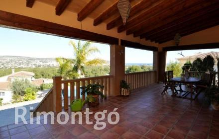 Villa for sale in Piver Capsades, Jávea (Xàbia), Alicante and Costa Blanca