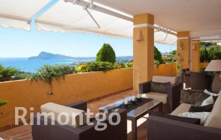 Luxury penthouse for sale in Altea Hills, Altea, Alicante and Costa Blanca