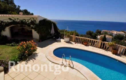 Villa for sale in Costa Nova Marina, Jávea (Xàbia), Alicante and Costa Blanca